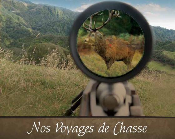 Nos Voyages de Chasse